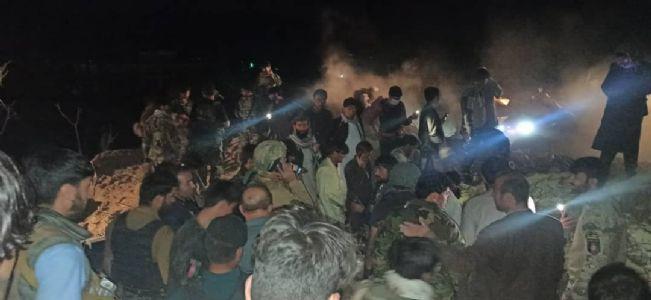 Bomb kills 27 people who were breaking Ramadan fasting in Afghanistan