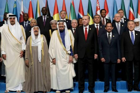 Islamic countries stand against Israel and keep their internal conflicts aside