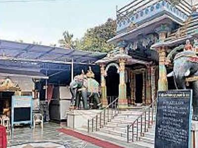 Jain temple becomes Mumba