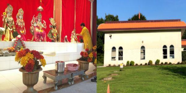 Chesapeake Hindu temple raises funds to help India against Covid