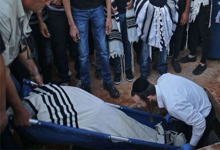 Arab woman receives kidney from Jewish man who was killed in Arab Muslims riot