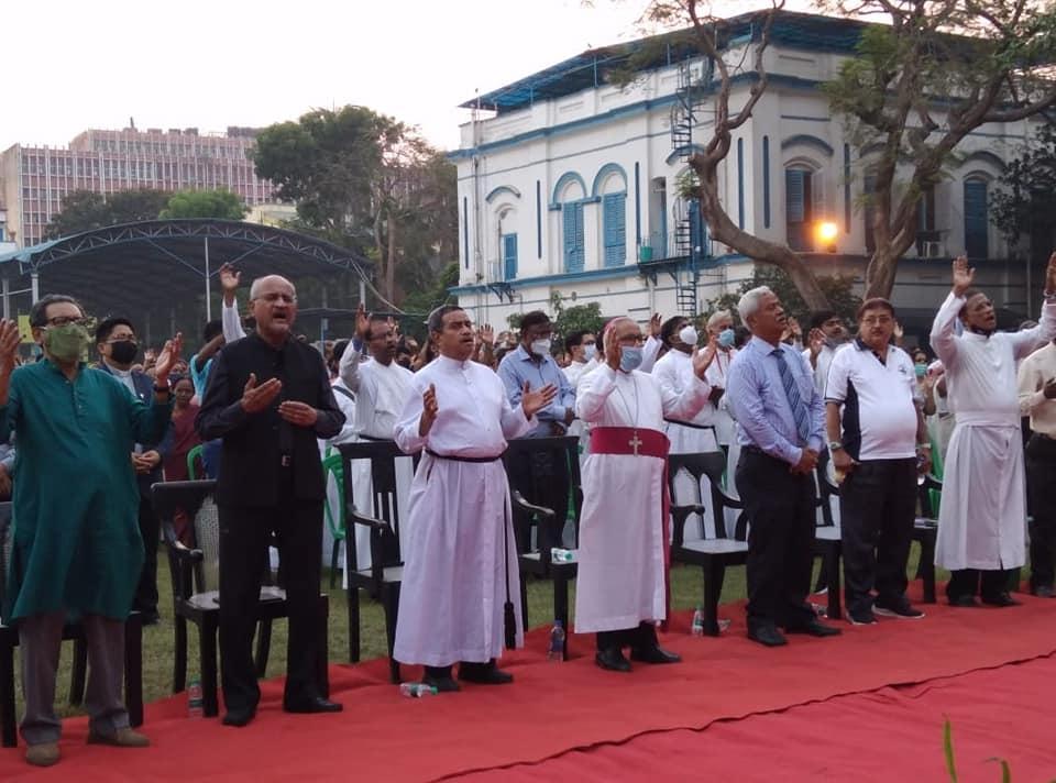Kolkata churches shut due