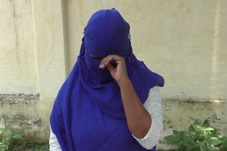 Muslim man traps a girl b
