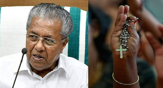 Kerala includes Christian