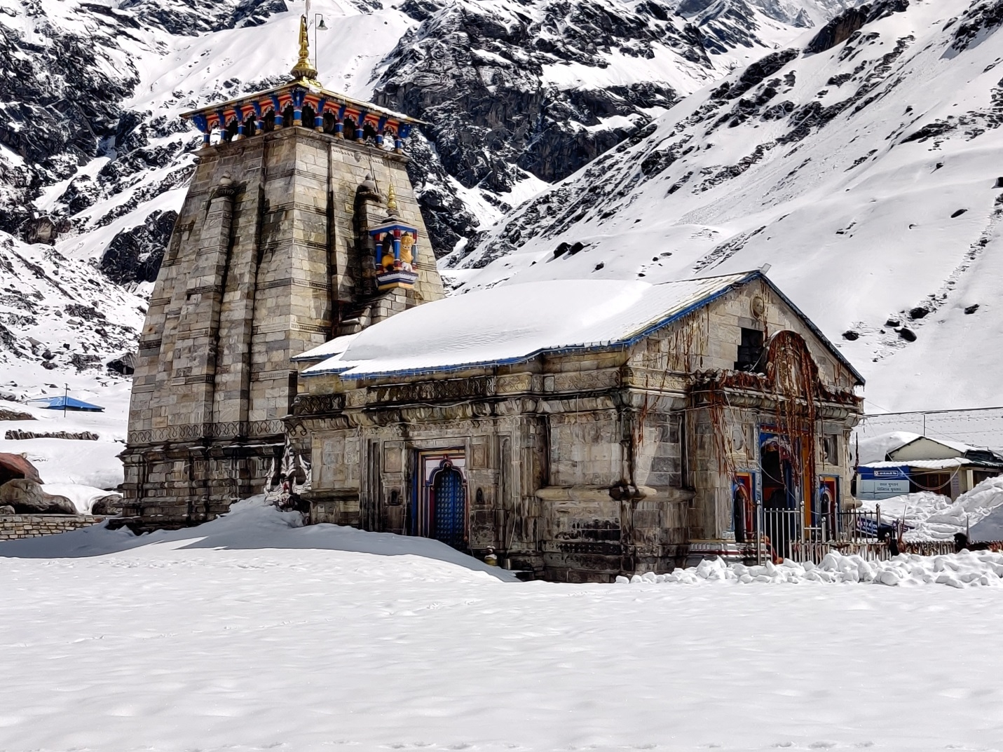 Kedarnath shrine to get A