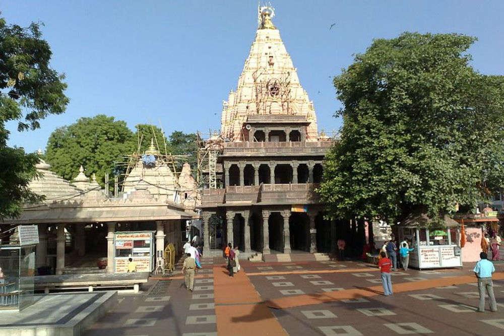 Mahakaleshwar Temple reop