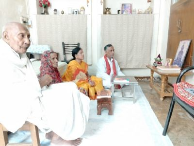 Jain community holds prayer sessions to seek divine support to deal with pandemic