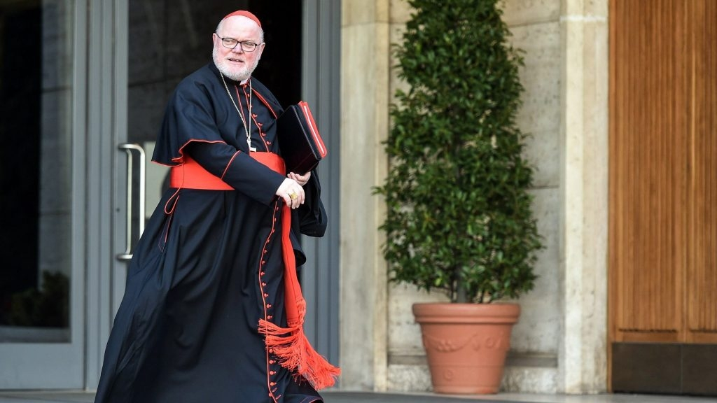 Archbishop resigns after