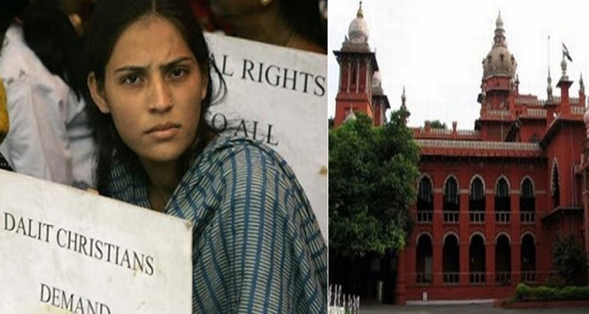 Petition filed on caste-b
