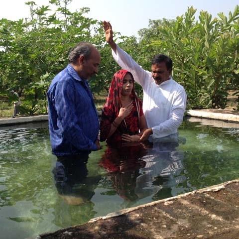 Baptism video surfaced, D