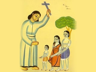 Christian missionary's co