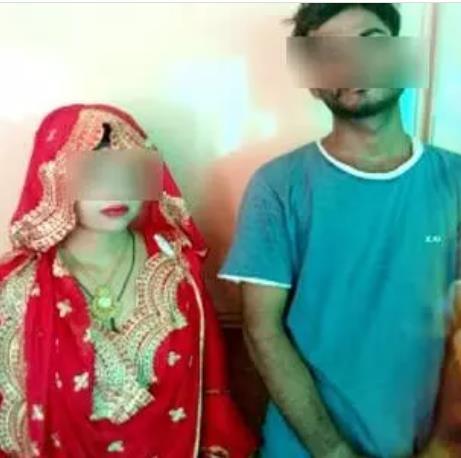 Muslim woman turns Hindu