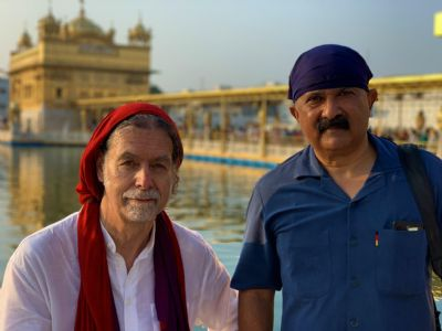 German Ambassador to India pays obeisance at Golden Temple