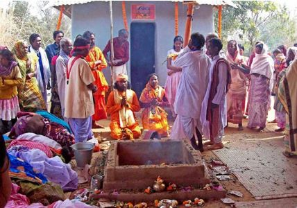 Tribals reconvert to Hindu faith, say Christians gave money for conversion
