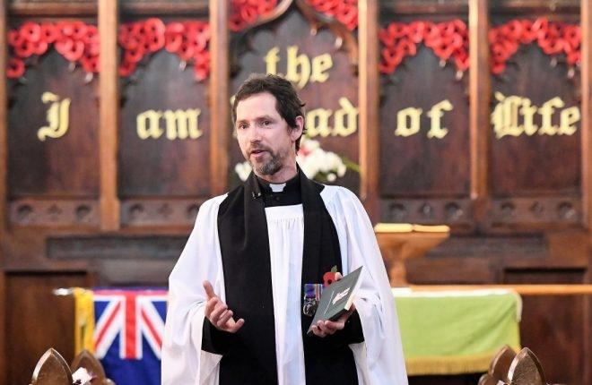 Church of Ireland priest