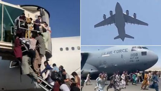 Why are they so desperate to leave Afghanistan?
