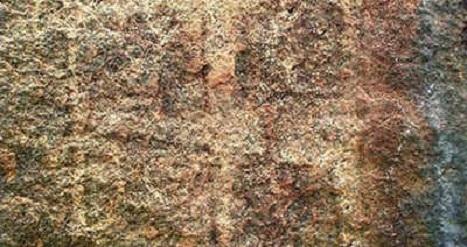 3,000-year-old rock art w