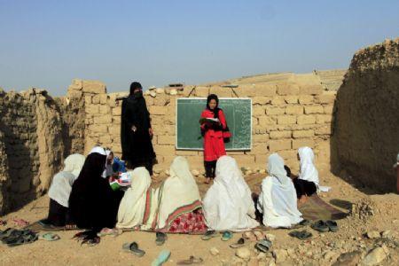 Taliban prohibits men from teaching girls, calls it against Islam