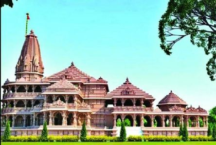 Ram temple foundation to be ready by October, 'garbhagriha' by Dec 2023: VHP