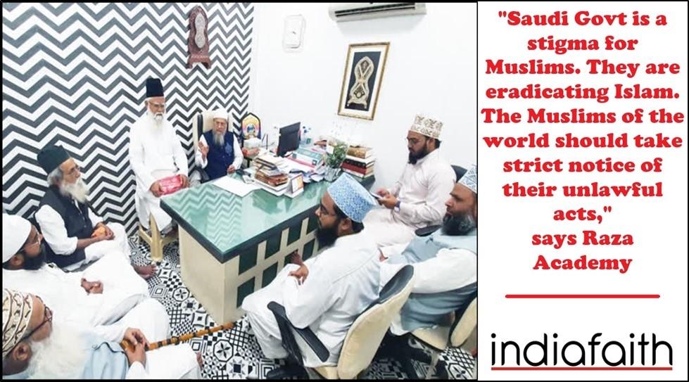Mumbai based Raza Academy