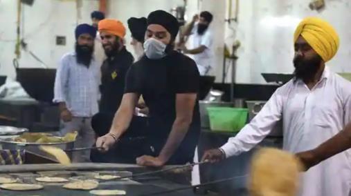 Delhi's Bangla Sahib Guru