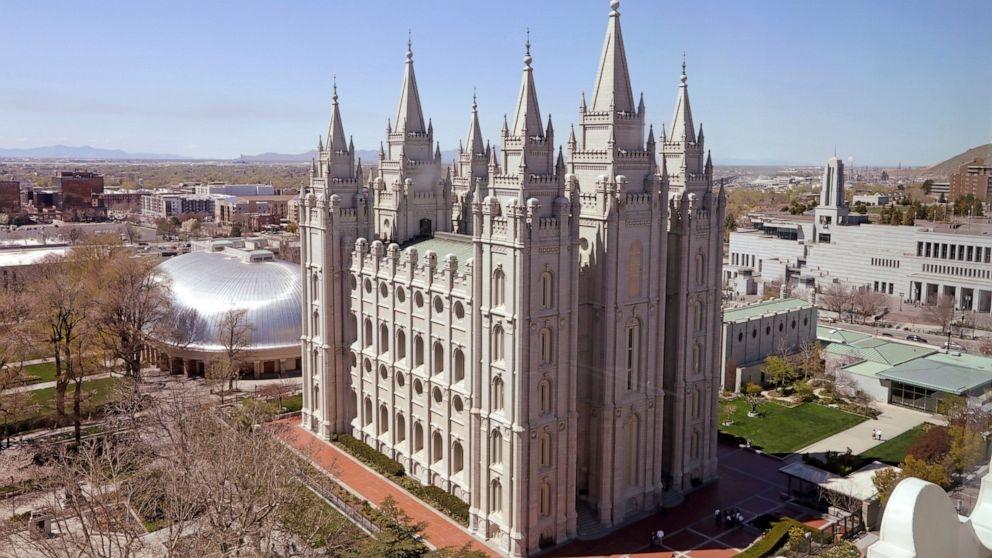 Mormon Church mandates wo