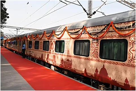 Indian railways to run fo