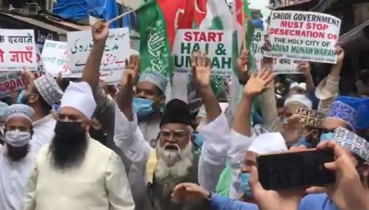 Saudi Muslims support while Indian Muslims oppose opening of cinema halls in Madina
