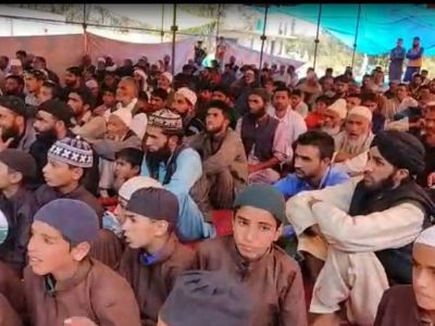Sufi conference sees huge gathering amid Covid pandemic