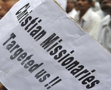 UP Police arrests a Christian missionary on conversion allegations