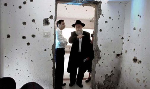 Intelligence agencies claim terrorists can target Jewish sites again